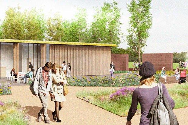 LDA Design представили проекты благоустройства парка «Садовники» и Сиреневого сада. Изображение № 8.