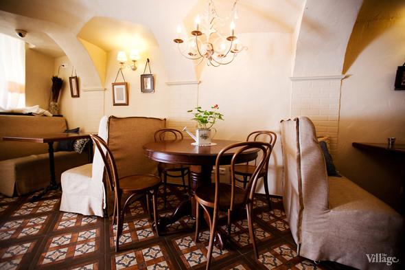 Новое место: Вегетарианское кафе «Прекрасная зелёная». Изображение № 2.
