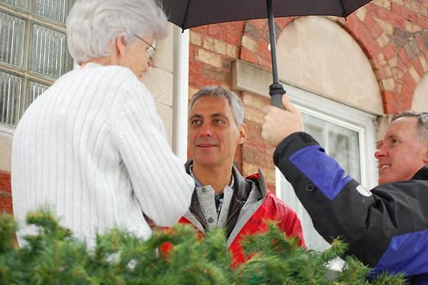 Посещение дома престарелых в Беверли.. Изображение № 24.