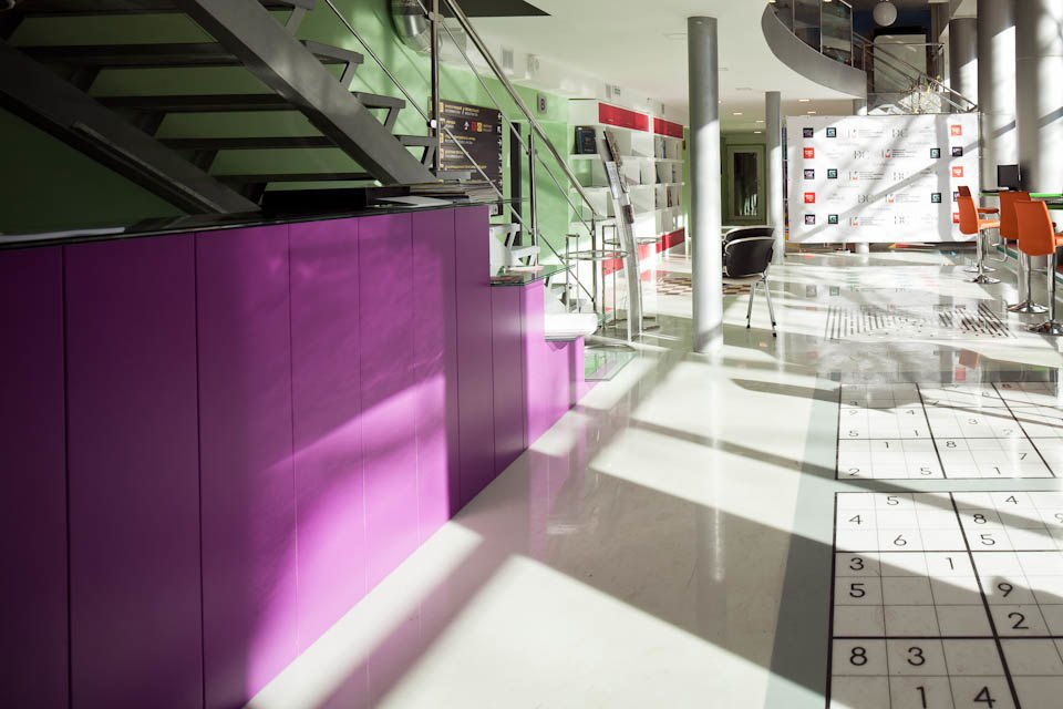Как выглядит самая модная библиотека Петербурга М-86. Изображение № 5.
