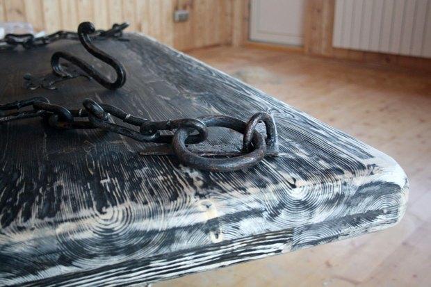 Cделано из дерева: 7мебельных мастерских вПетербурге. Изображение № 23.