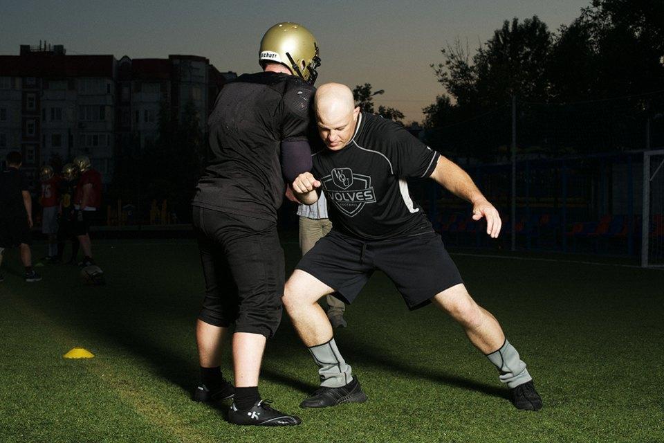Кто вМоскве играет вамериканский футбол. Изображение № 13.