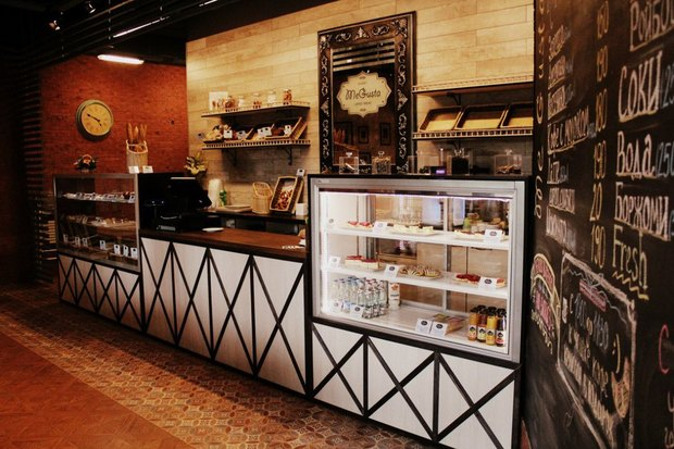 У«Звёздной» открылась пекарня MeGusta. Изображение № 1.