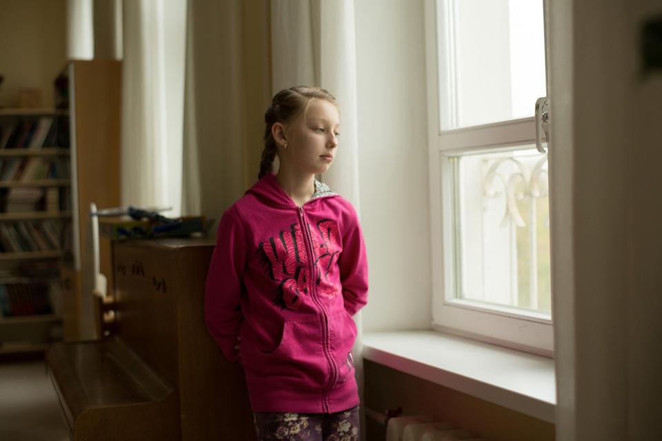 Иностранные школьники вМоскве. Изображение № 7.