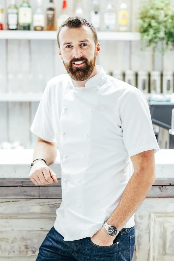Кухню «КМ20» возглавил повар изМанчестера Энди Тон . Изображение № 1.