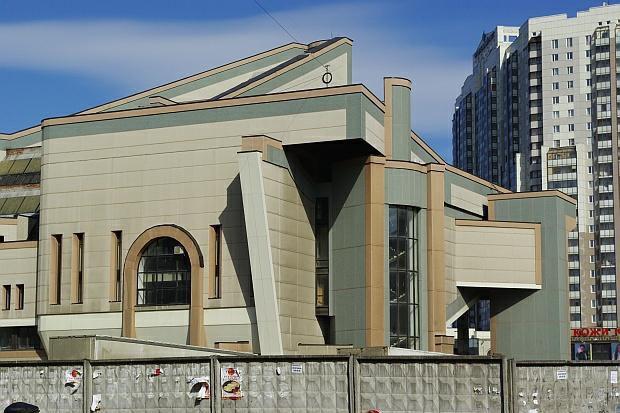 Здание премьерного кинотеатра «Русь». Изображение № 3.
