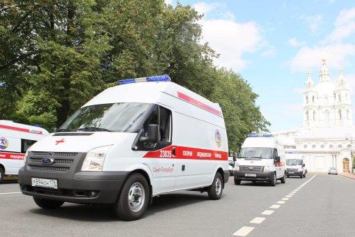 К 2015году вПетербурге обновят все машины скорой помощи. Изображение № 1.