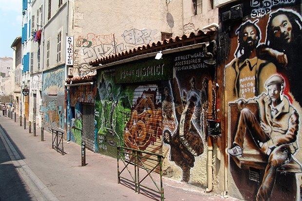 10 мест в Марселе, куда ходят сами марсельцы. Изображение № 3.