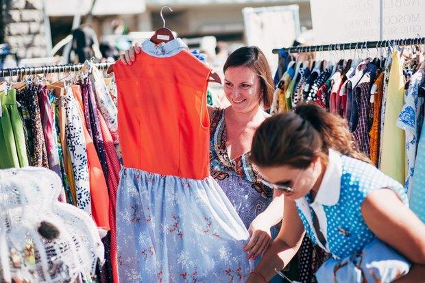 Как продать ненужную одежду и хорошо провести время. Изображение № 1.