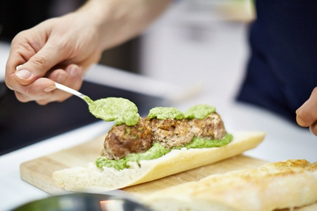 Шеф дома: Смэш-бургер и хиро-сэндвич Федора Тардатьяна. Изображение № 54.