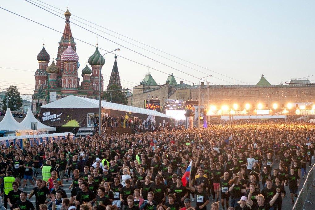 We Run Moscow 2010. Изображение № 8.