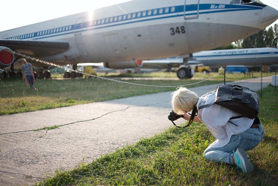 Фотосъёмка в Музее авиации. Изображение № 15.