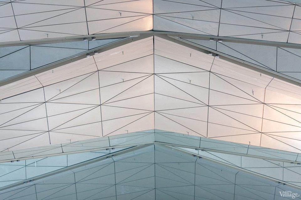Фоторепортаж: Новый аэропорт изнутри. Изображение № 7.