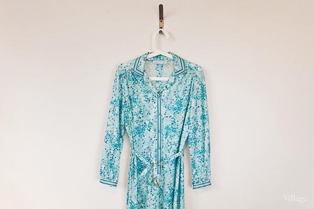 Винтажное платье — 1 600 рублей. Изображение № 51.