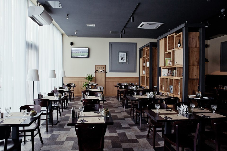 Ресторан скандинавской кухни Enebaer. Изображение № 2.