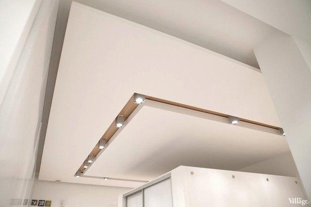 Квартирный вопрос: Что делать с высокими потолками?. Изображение № 1.