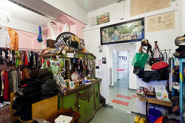 Гид по секонд-хендам и винтажным магазинам: 11 мест в Петербурге. Изображение № 9.