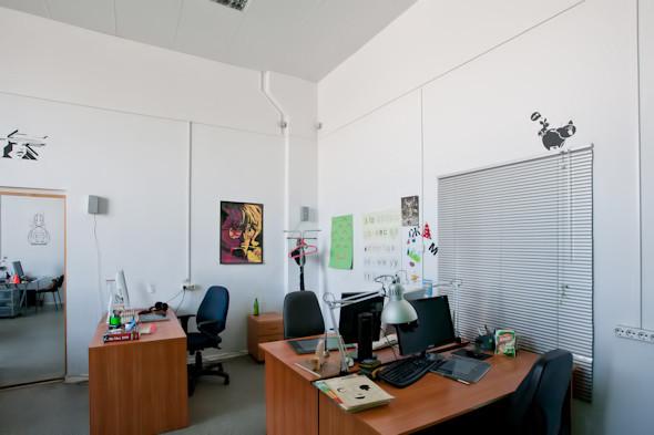 Офис недели: дизайн–студия Nimax (Петербург). Изображение № 32.
