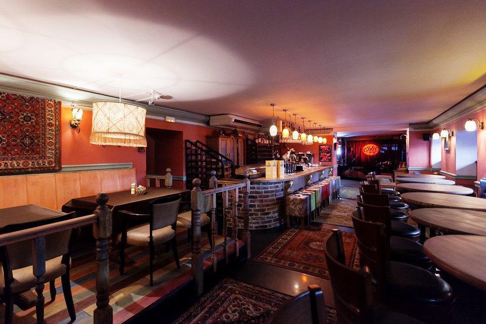 Тапас-бар Gypsy наЛитейном . Изображение № 4.