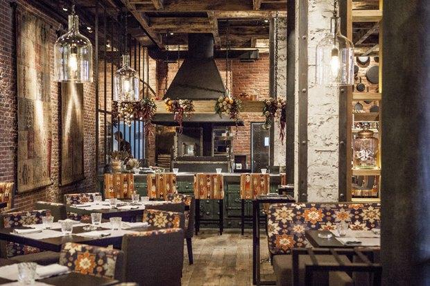 Интерьер обновленного ресторана «Шинок». Изображение № 13.