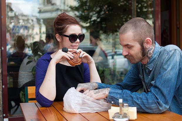 Вторая Poloвинка: Йен Левин и Соня Плакидюк. Изображение № 34.