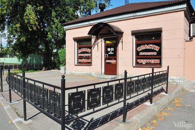 Все свои: Кафе-магазин уАрмянского кладбища. Изображение № 7.