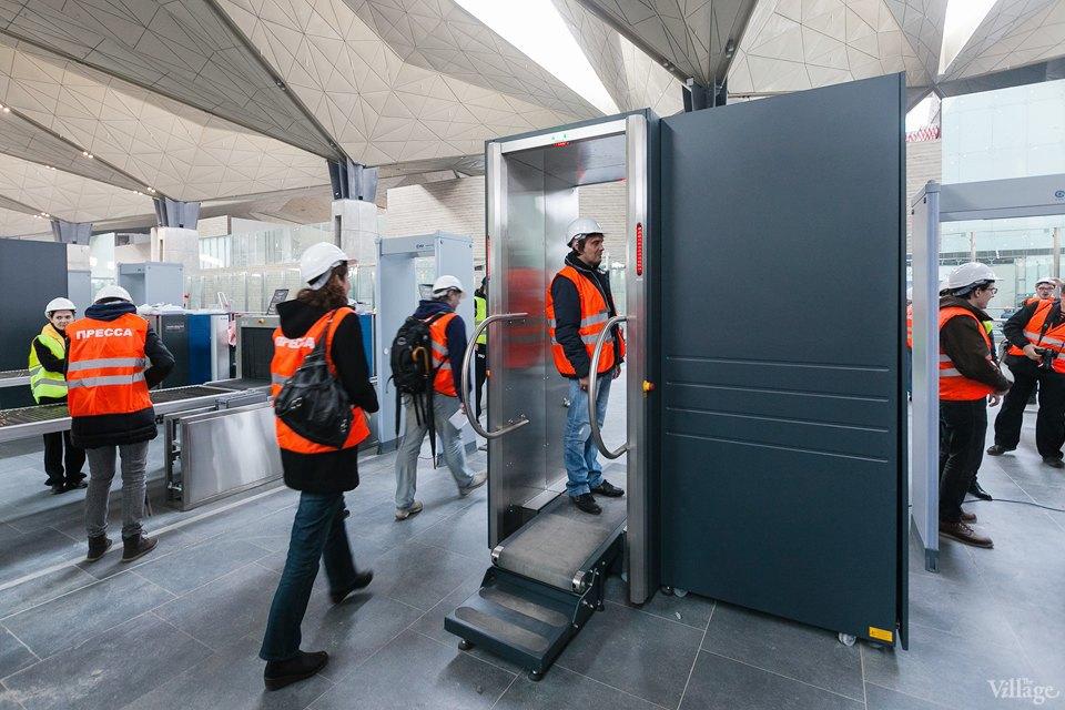 Тест The Village: Как работает новый терминал аэропорта Пулково. Изображение № 22.