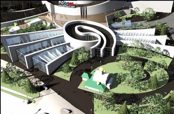 Москомархитектура выбрала 118 проектов парка в Зарядье. Изображение № 29.