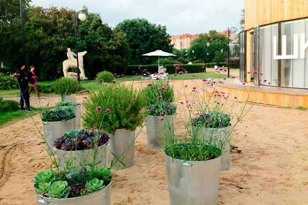 """Проект """"Мосгорпарка"""" в парке «Музеон». Изображение № 8."""