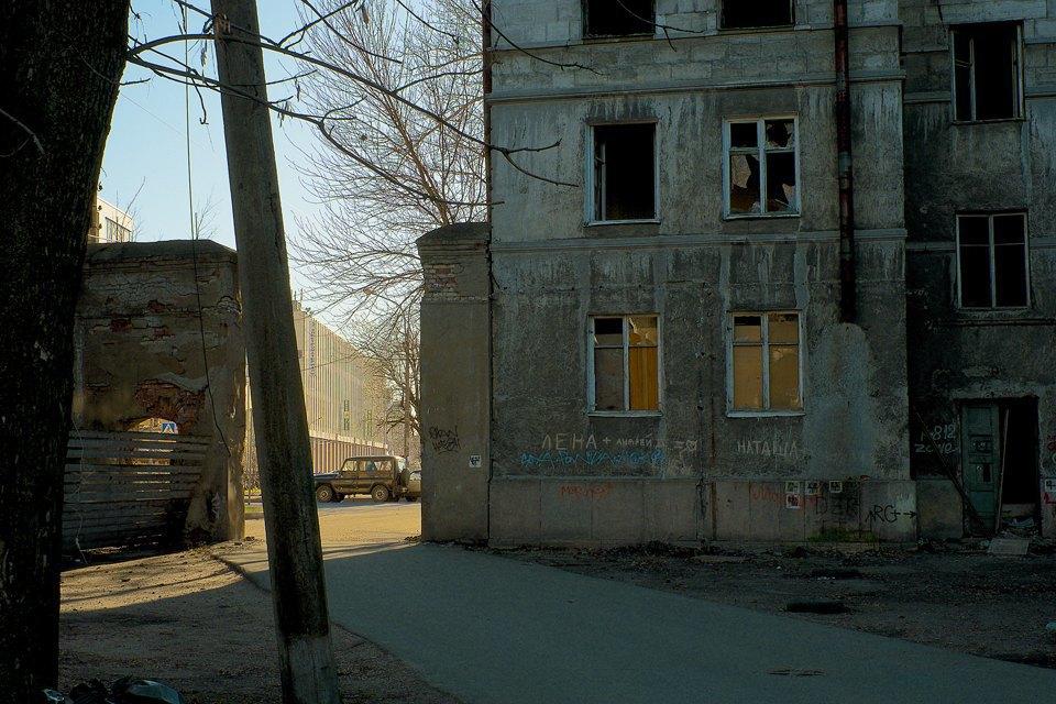 На районе: Красногвардейский глазами Михаила Протасевича. Изображение № 12.
