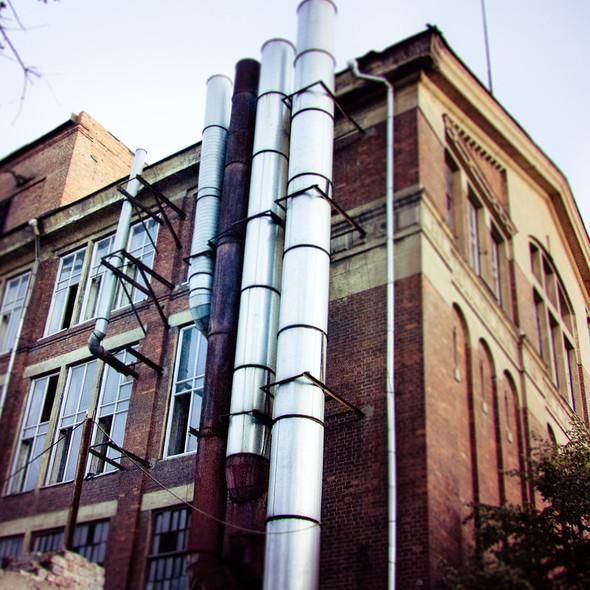 В зоне риска: Корпус фабрики на улице Усачёва. Изображение № 2.