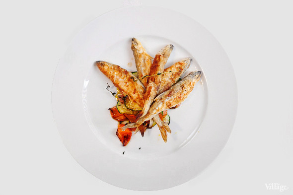 Сезонное меню: Корюшка в ресторанах Петербурга . Изображение № 1.