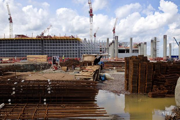 Фоторепортаж: Каким будет новый терминал Пулкова. Изображение № 7.