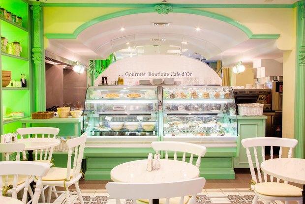 Вьетнамская кухня в Pho, четвёртое кафе «Рецептор», кофейня Cultura Coffee. Изображение № 3.