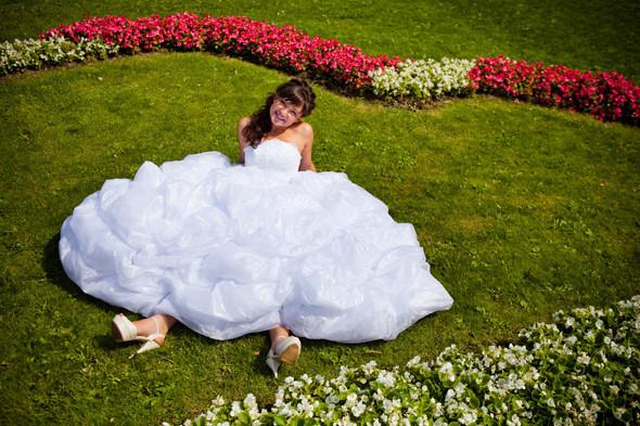 Сезонное предложение: 4 современные свадьбы. Изображение № 12.