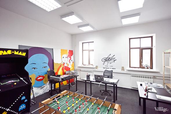 Офис недели (Петербург): Dange Design Studio. Изображение № 2.