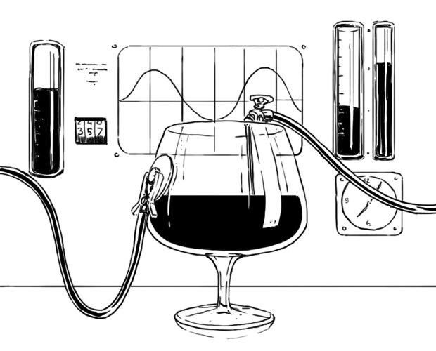 Как всё устроено: Дегустатор на ликёро-водочном заводе. Изображение № 3.