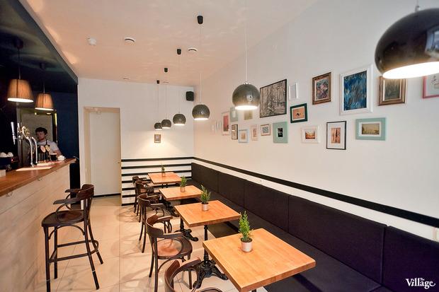 Новое место (Петербург): Кафе-бар Wood. Изображение № 14.
