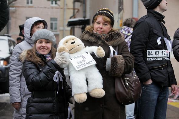 Близкое окружение: Участники акции «Белый круг» о проблемах Москвы. Изображение № 50.