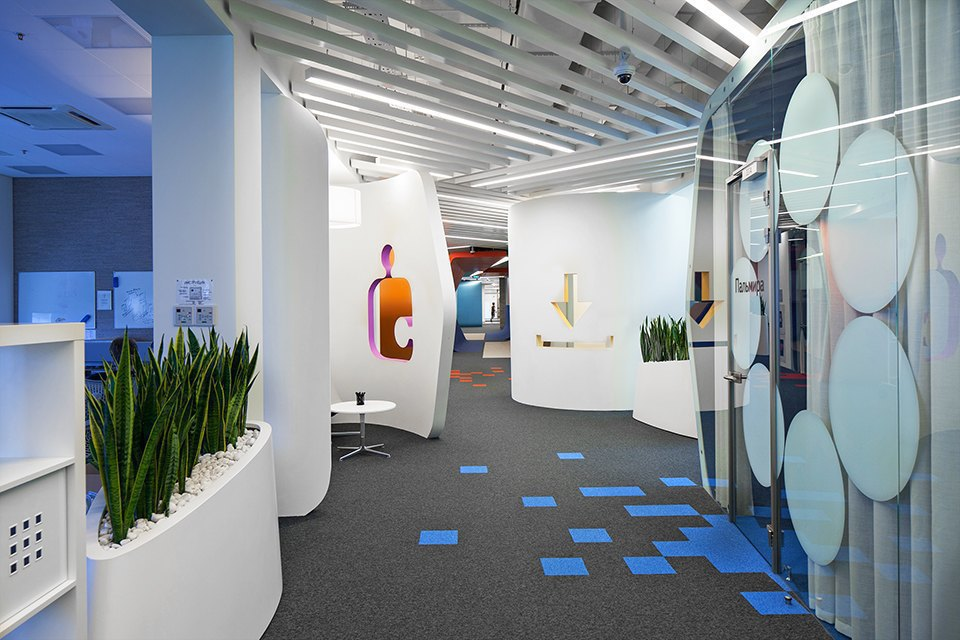 Новый этаж штаб-квартиры «Яндекса». Изображение № 3.