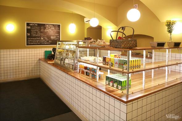 Новое место (Петербург): Кафе «Овсянка». Изображение № 6.