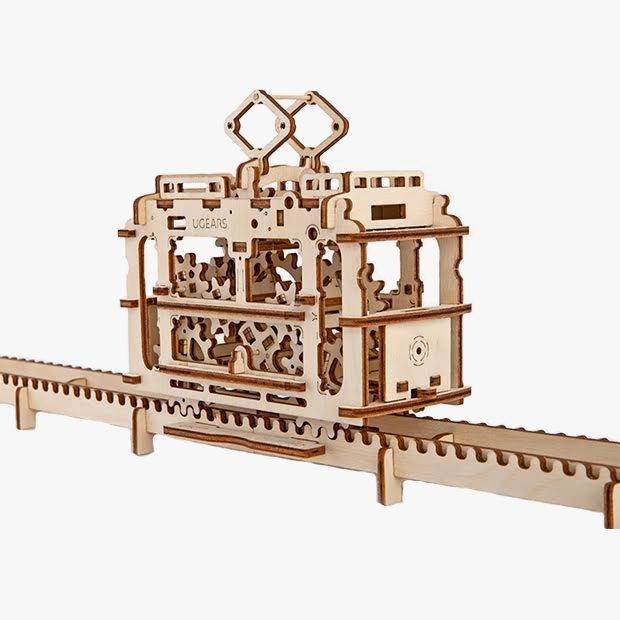 Механический цветок, сейф, театр и 7 других конструкторов. Изображение № 10.