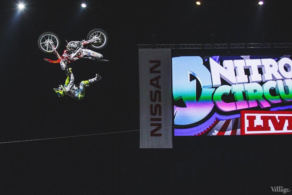 Фото дня: Шоу Nitro Circus в России. Изображение № 7.