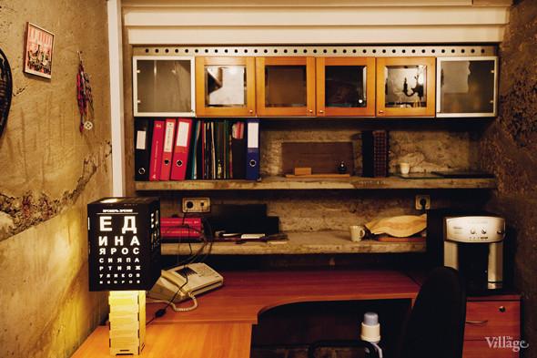 Офис недели (Петербург): Архитектурная мастерская Сергея Ерофеева. Изображение № 6.