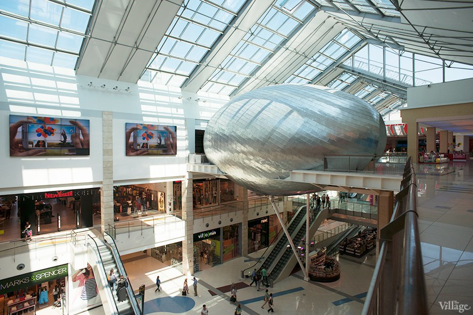 Торговые центры Москвы: «Метрополис». Изображение № 19.