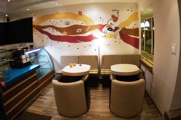 Лавка «Глазурь» открыла собственное кафе. Изображение № 1.
