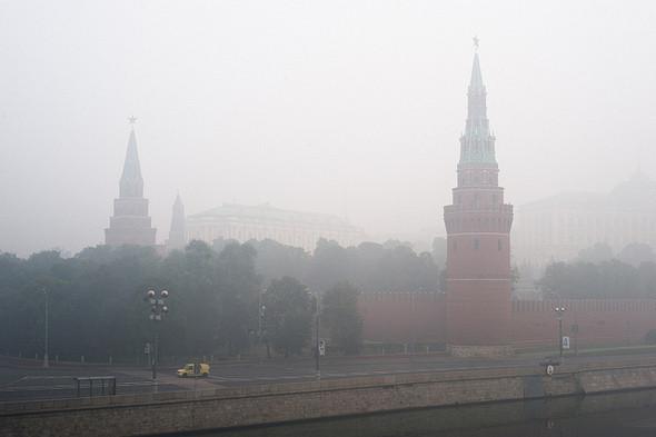 Изображение 1. Запах гари от торфяников может появиться в Москве уже сегодня.. Изображение № 1.