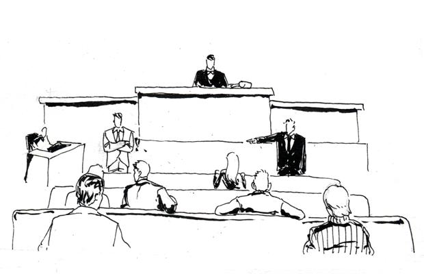 В суд идёт: Как работают присяжные. Изображение № 2.