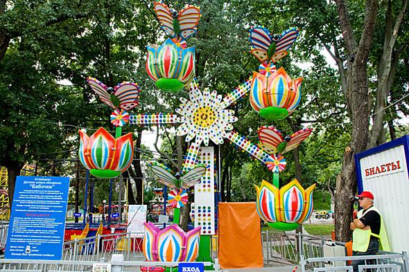 Карусель-карусель: 6 московских парков аттракционов. Изображение № 4.