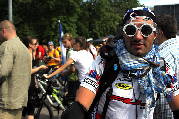 Велопарад Let's bike it!: Чего не хватает велосипедистам в городе. Изображение № 17.
